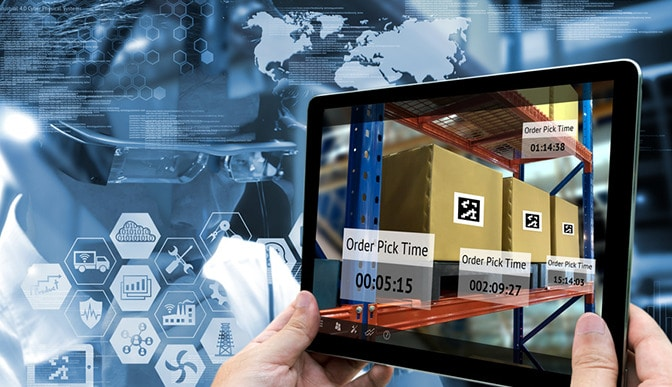 Logistics Strategy Digitalization