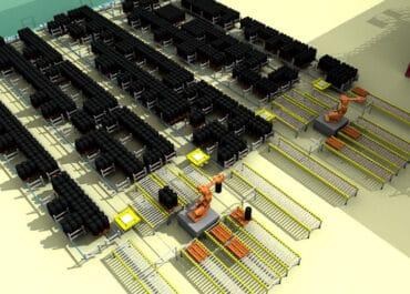 Business Case Masterplan Logistics [Feldschlösschen AG]