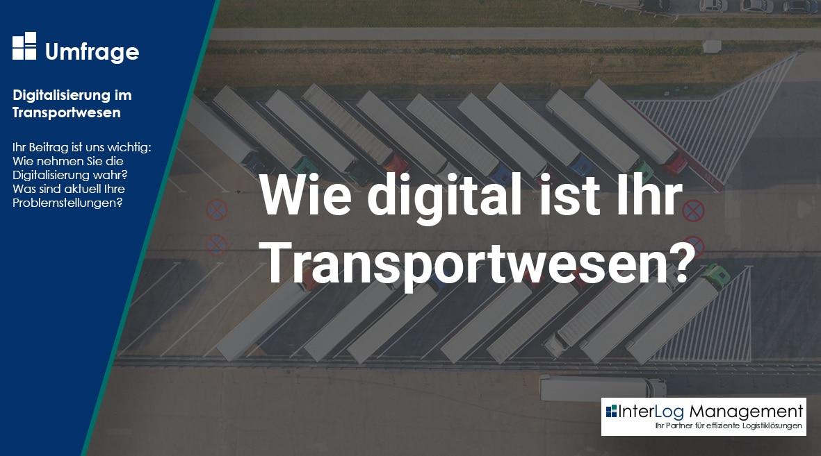 Digitalisierung-Transportwesen